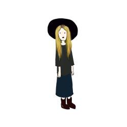 Zoe Cartoon