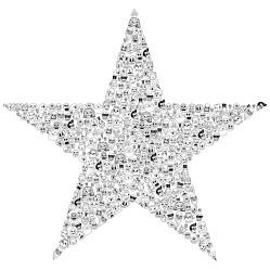 skull-star