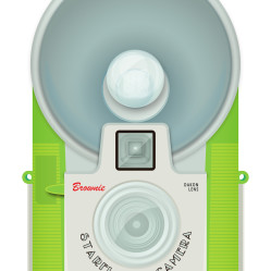 camera tlr red original stroke expanded 70x100 GREEN