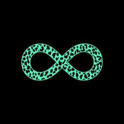 Mint Leopard Infinity