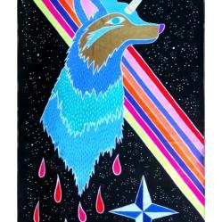 magic wolf