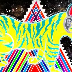 Mariana Meteoro-Tiger banner