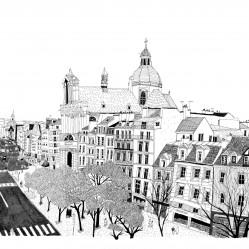 Paris-a-street-view