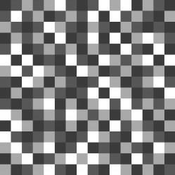 Colour Blocks Black and White